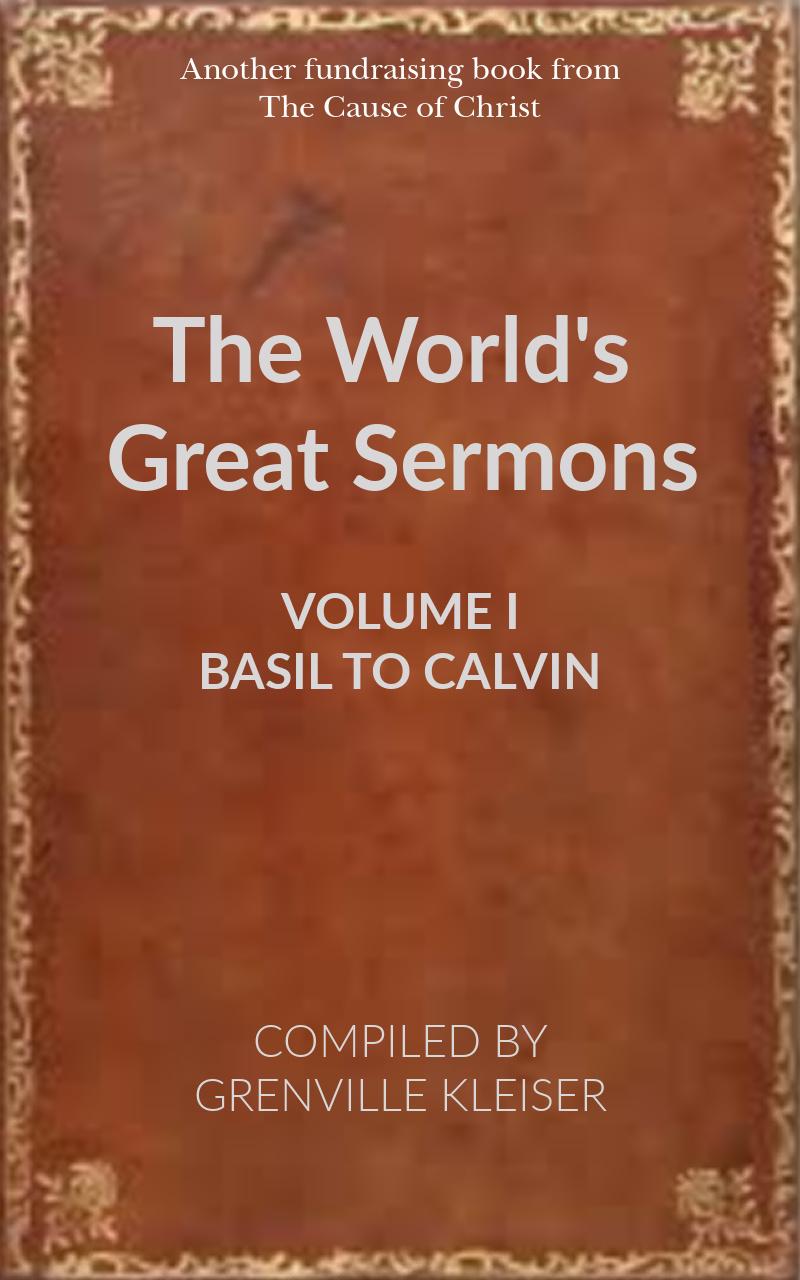 The World's Great Sermons – Volume 1